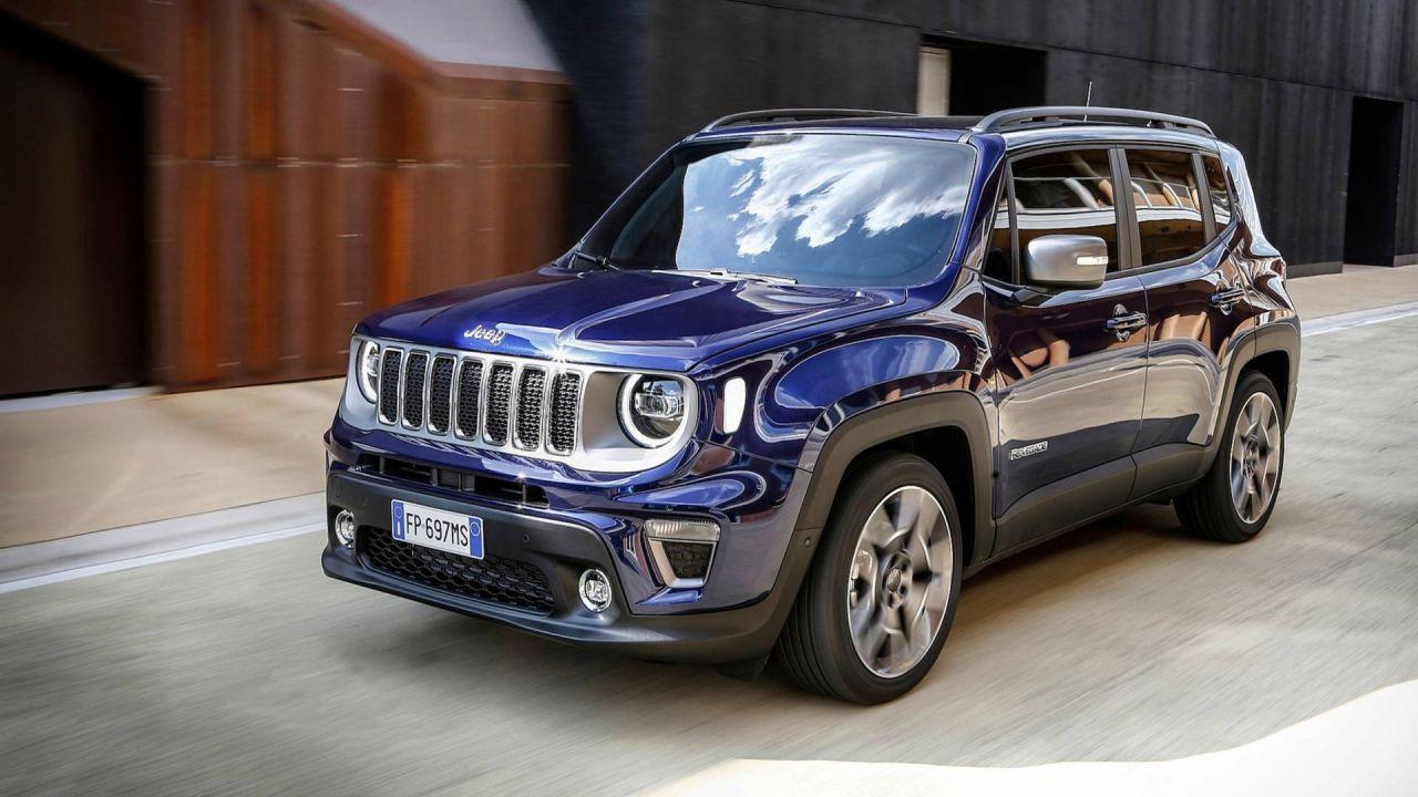 2019 Jeep Renegade Türkiye fiyatı açıklandı - Page 4