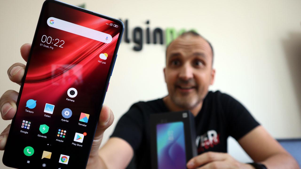 Xiaomi Mi 9T kutudan çıkıyor!