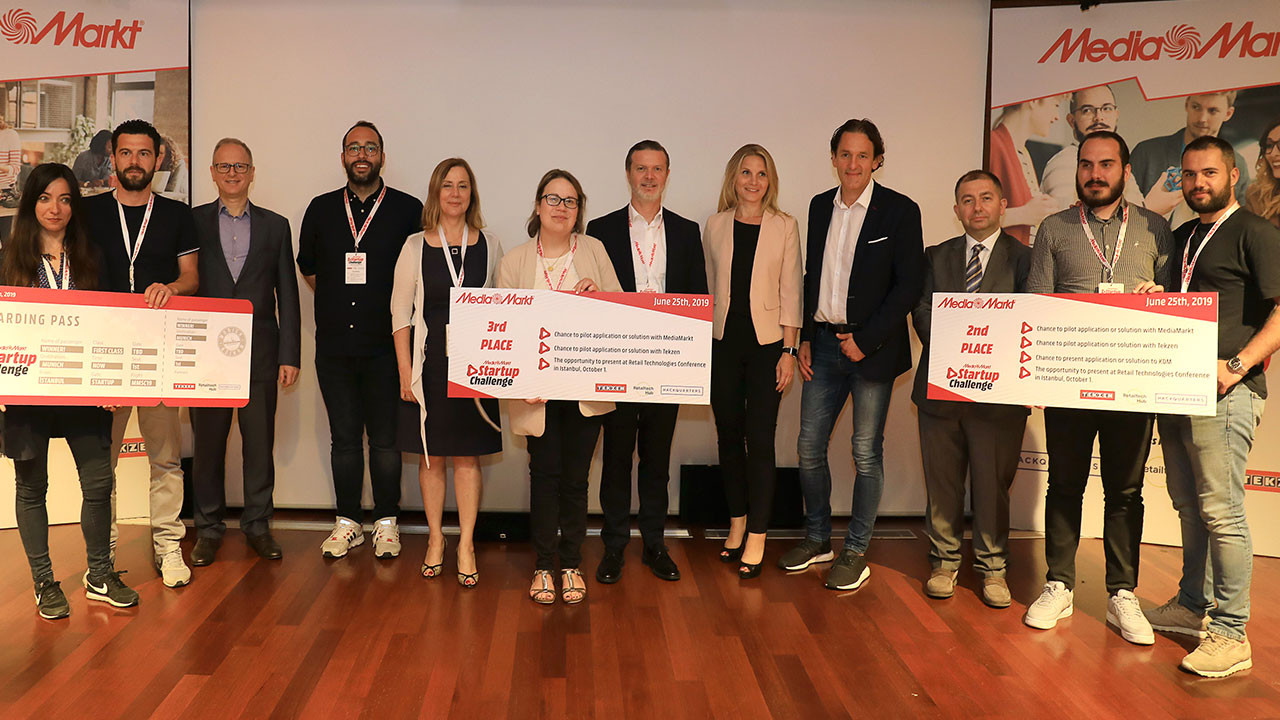 Girişimler MediaMarkt Startup Challenge ile Avrupa'ya gidiyor