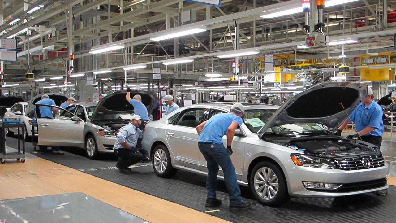 Volkswagen Türkiye'de fabrika açıyor