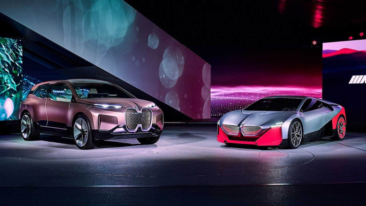 Geleceğin otomobili: BMW Vision M NEXT - Page 2