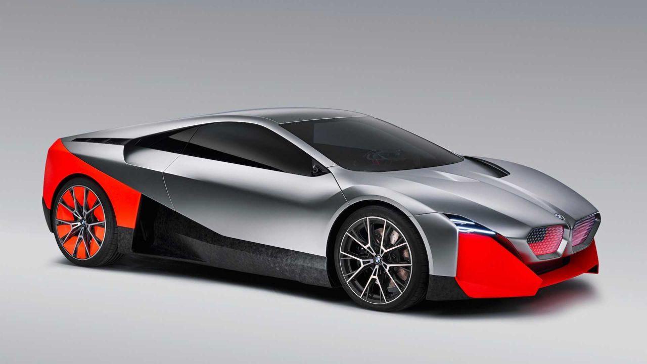 Geleceğin otomobili: BMW Vision M NEXT - Page 3