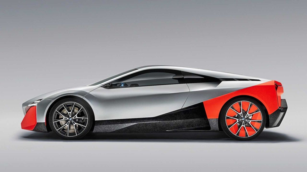 Geleceğin otomobili: BMW Vision M NEXT - Page 4