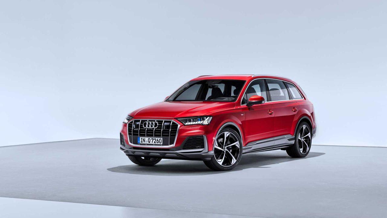 2020 Audi Q7 büyük değişikliklerle karşınızda - Page 1