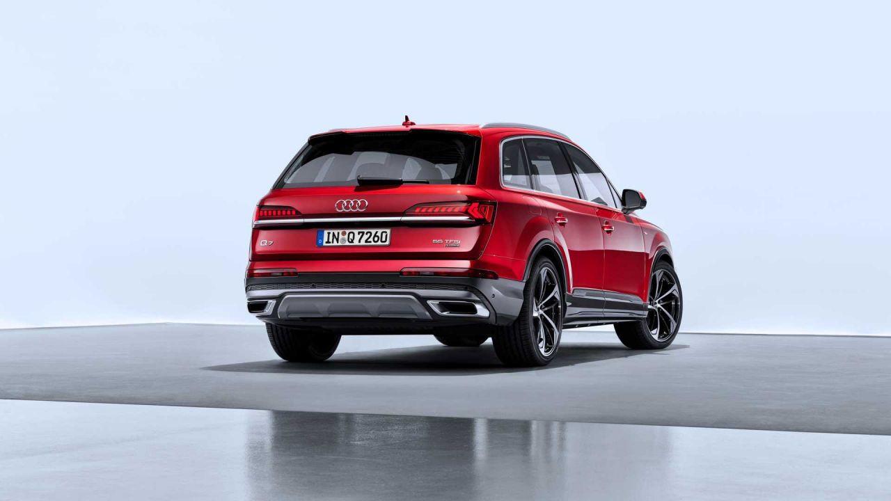 2020 Audi Q7 büyük değişikliklerle karşınızda - Page 4