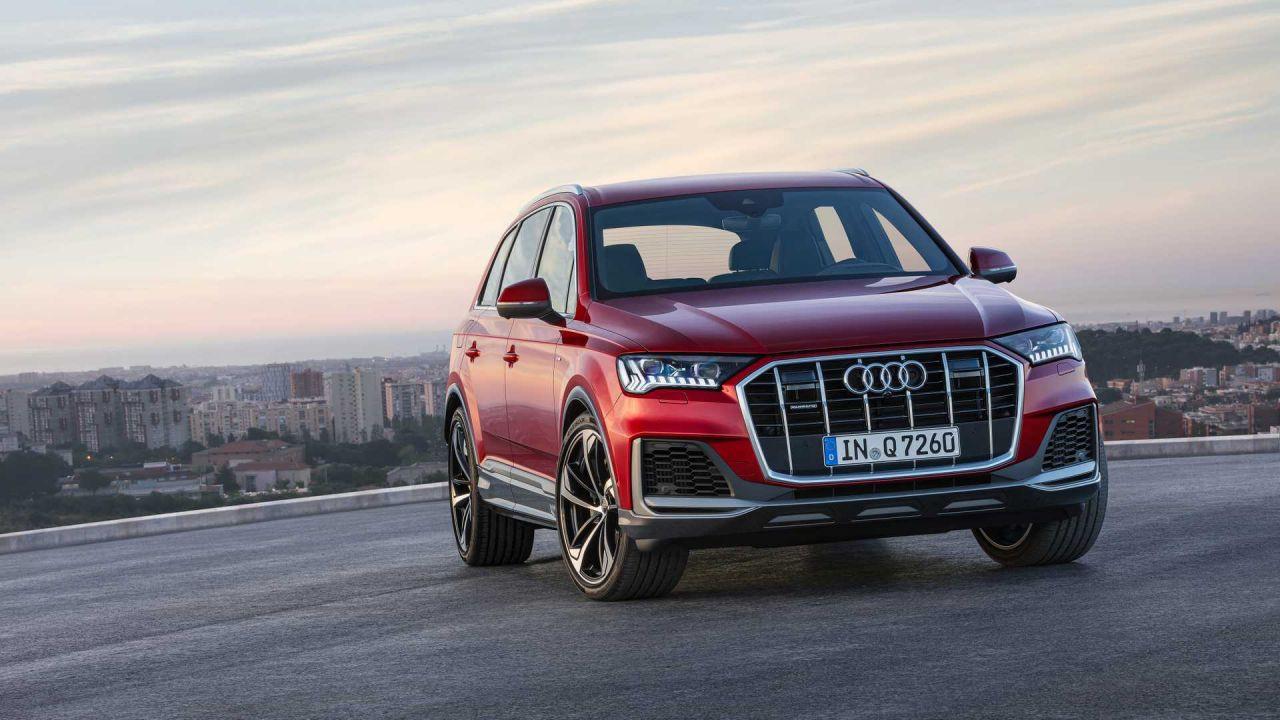 2020 Audi Q7 büyük değişikliklerle karşınızda - Page 3