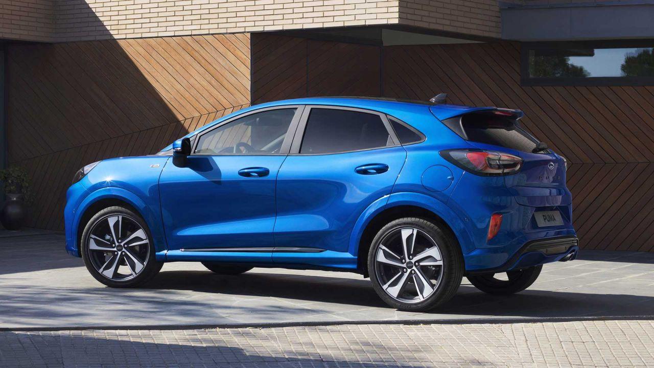 Farklı tasarımı ile dikkat çeken 2020 Ford Puma tanıtıldı - Page 2