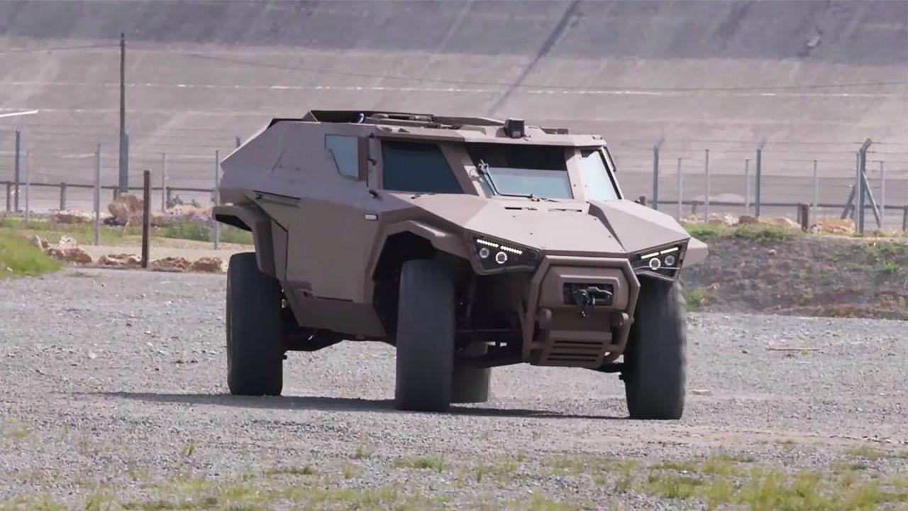Volvo Fransız ordusu için yeni askeri araç hazırlıyor - Page 3