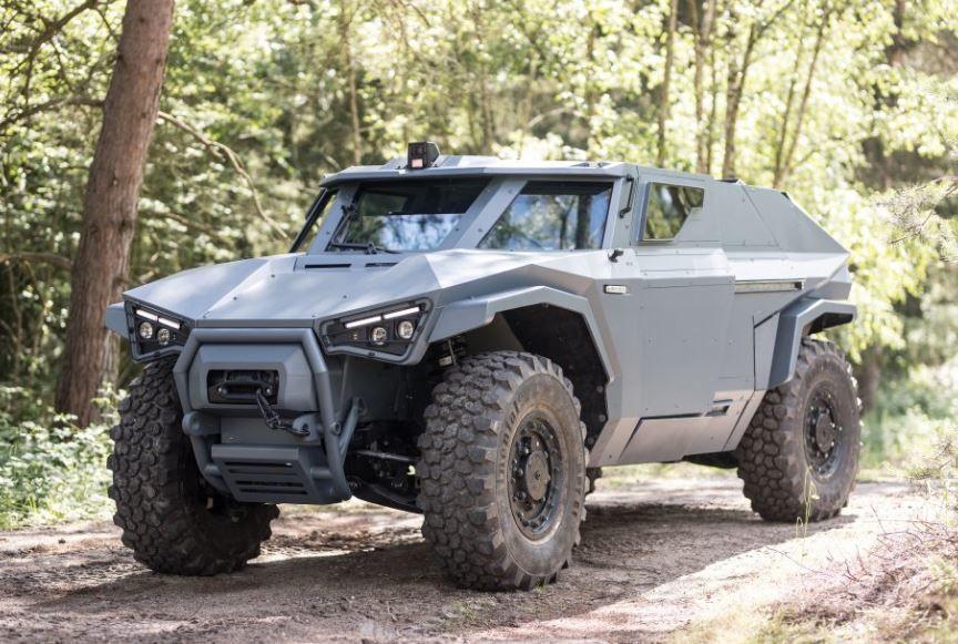 Volvo Fransız ordusu için yeni askeri araç hazırlıyor - Page 4
