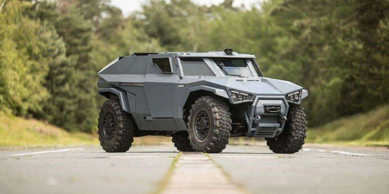 Volvo Fransız ordusu için yeni askeri araç hazırlıyor - Page 1