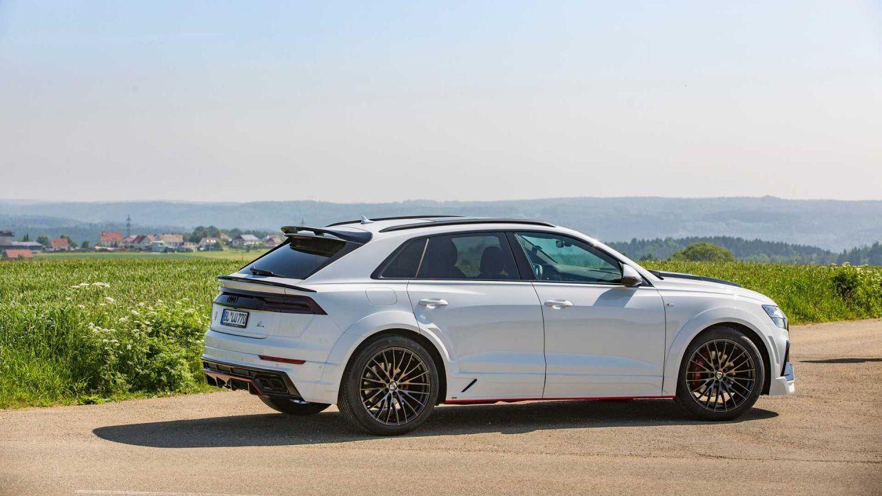 Lumma Design'dan Audi Q8'e sportif modifiye - Page 2