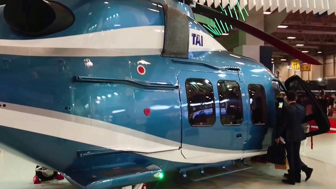 Yerli helikopter Gökbey göklerde!