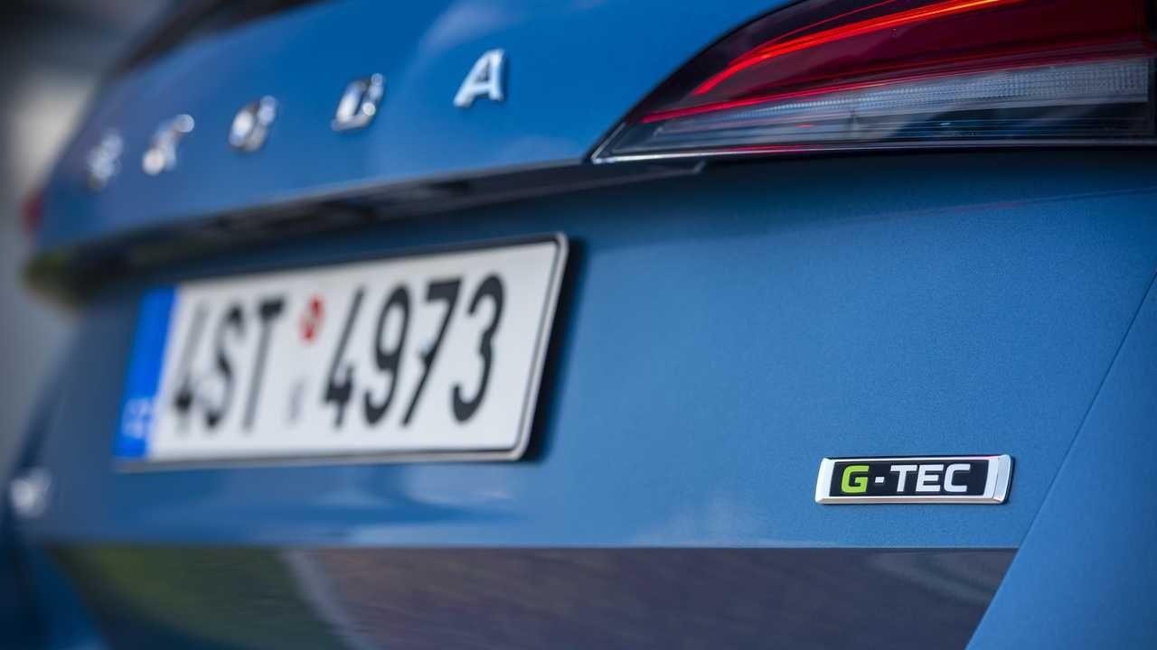 Doğal gaz ile çalışan otomobil:Skoda Scala G-TEC - Page 3