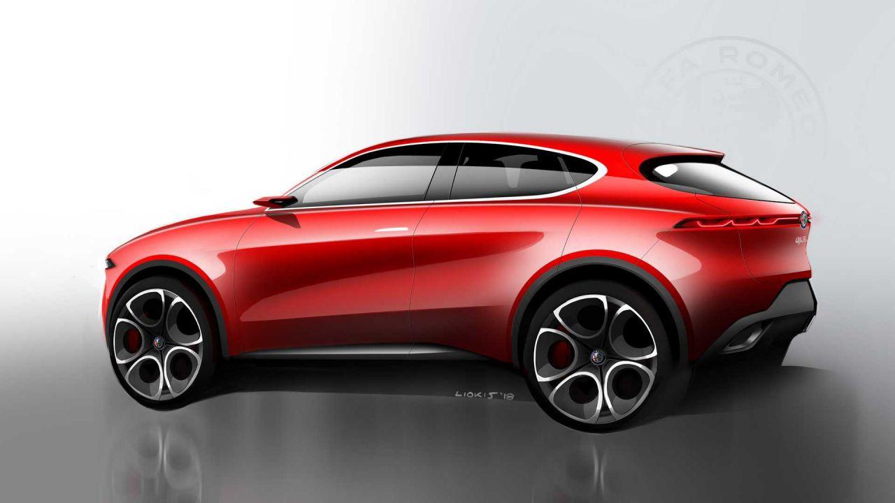 Alfa Romeo Tonale tasarım ödülü aldı! - Page 2