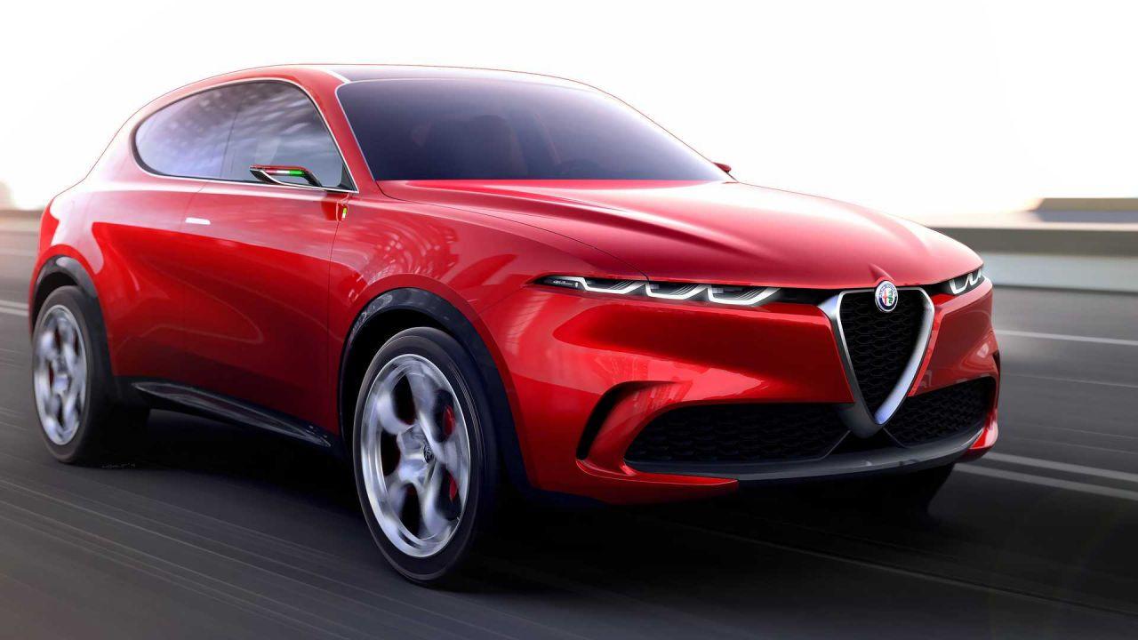 Alfa Romeo Tonale tasarım ödülü aldı! - Page 3