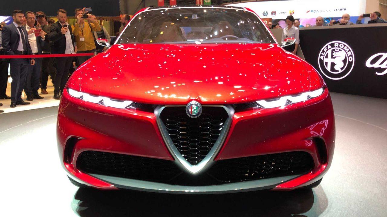 Alfa Romeo Tonale tasarım ödülü aldı! - Page 4