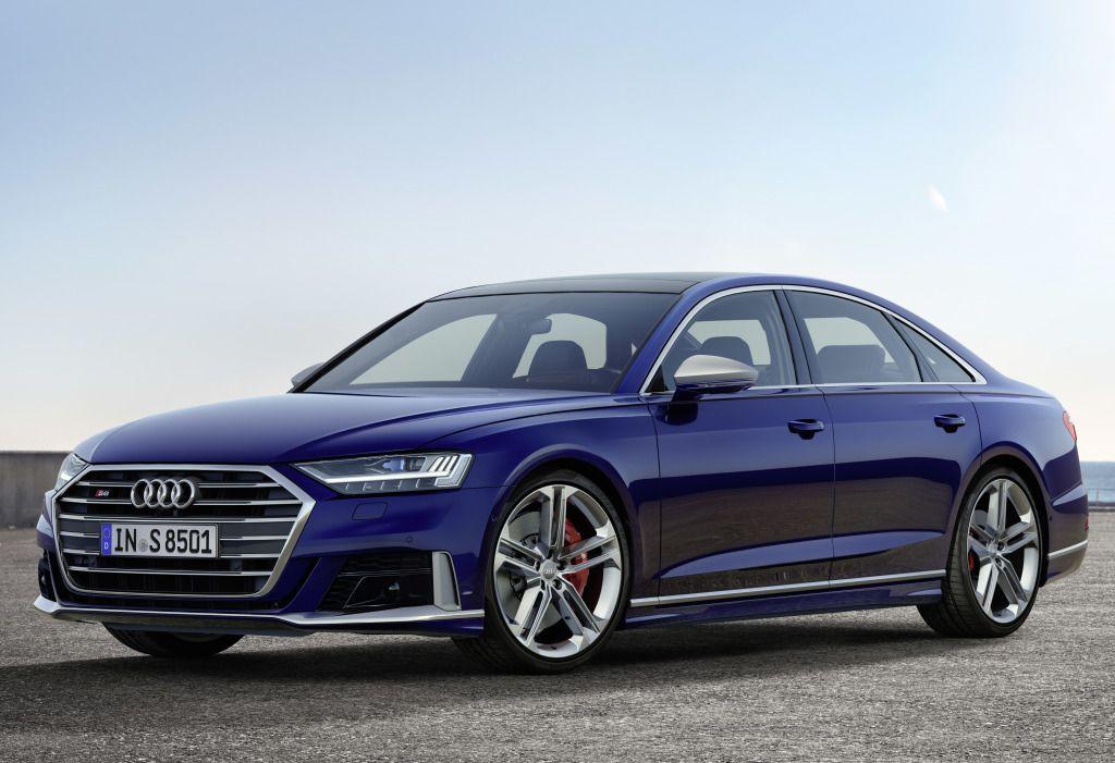 Audi S8 çift turbolu V8 motoru ile tanıtıldı - Page 1