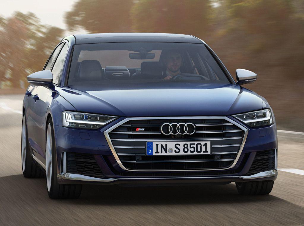 Audi S8 çift turbolu V8 motoru ile tanıtıldı - Page 4
