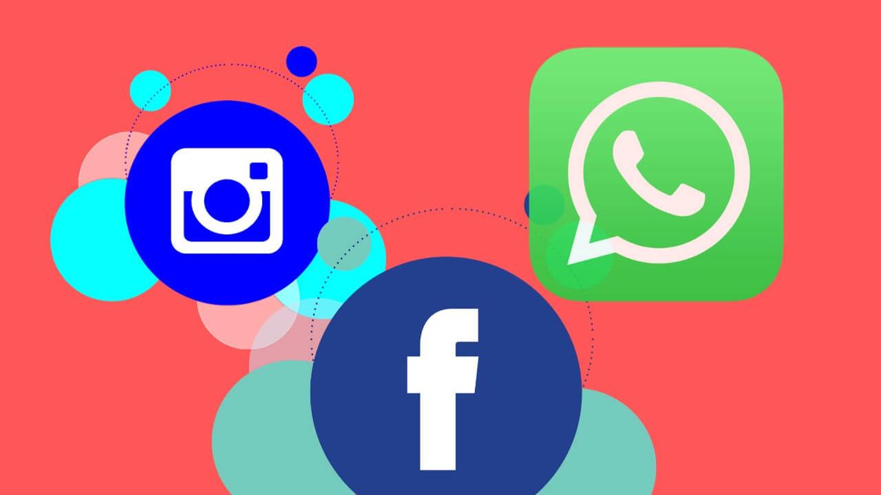 WhatsApp Instagram ve Facebook çöktü!