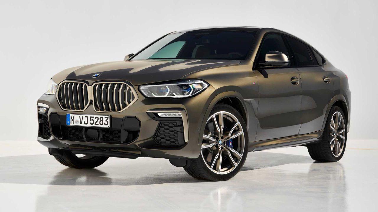 Tüm detaylarıyla 2020 BMW X6 karşınızda - Page 3