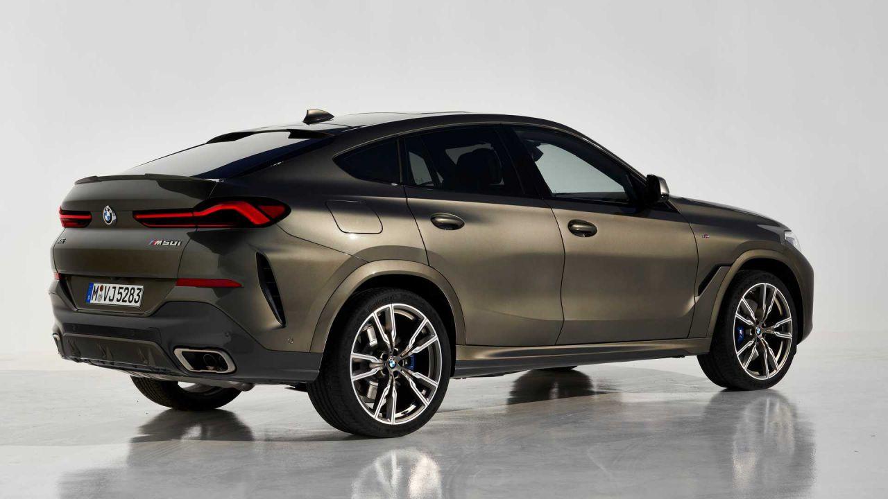 Tüm detaylarıyla 2020 BMW X6 karşınızda - Page 4