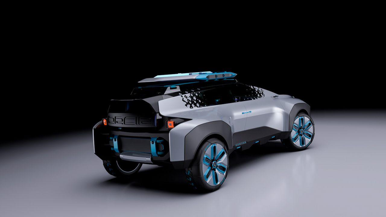 Dacia Duster konsept tasarımı ile büyülüyor - Page 4