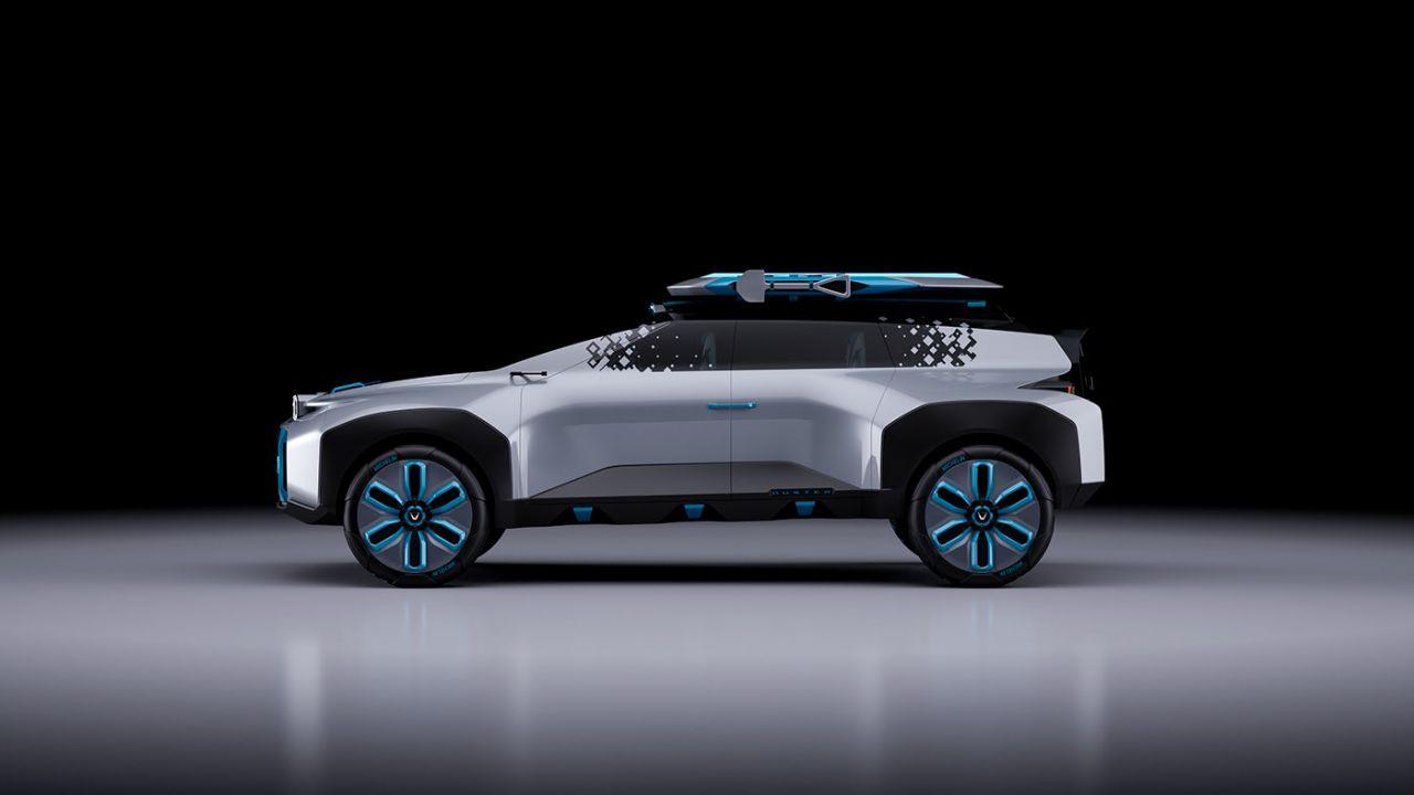 Dacia Duster konsept tasarımı ile büyülüyor - Page 2