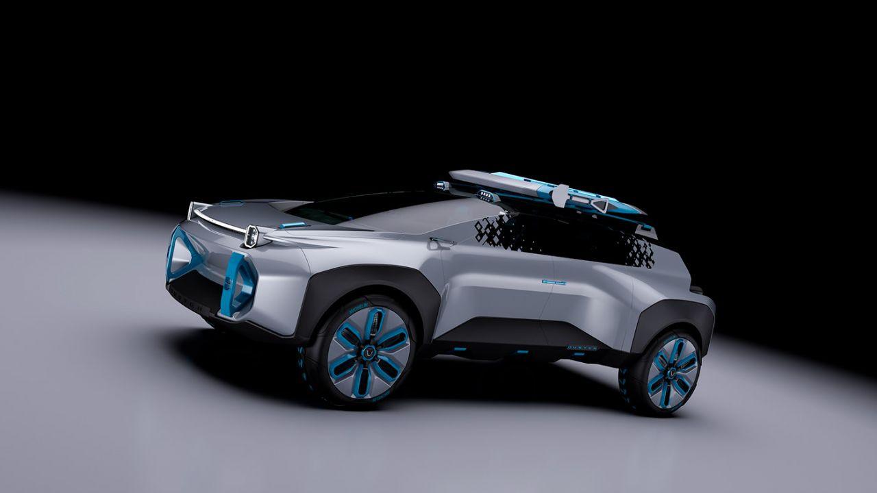 Dacia Duster konsept tasarımı ile büyülüyor - Page 1