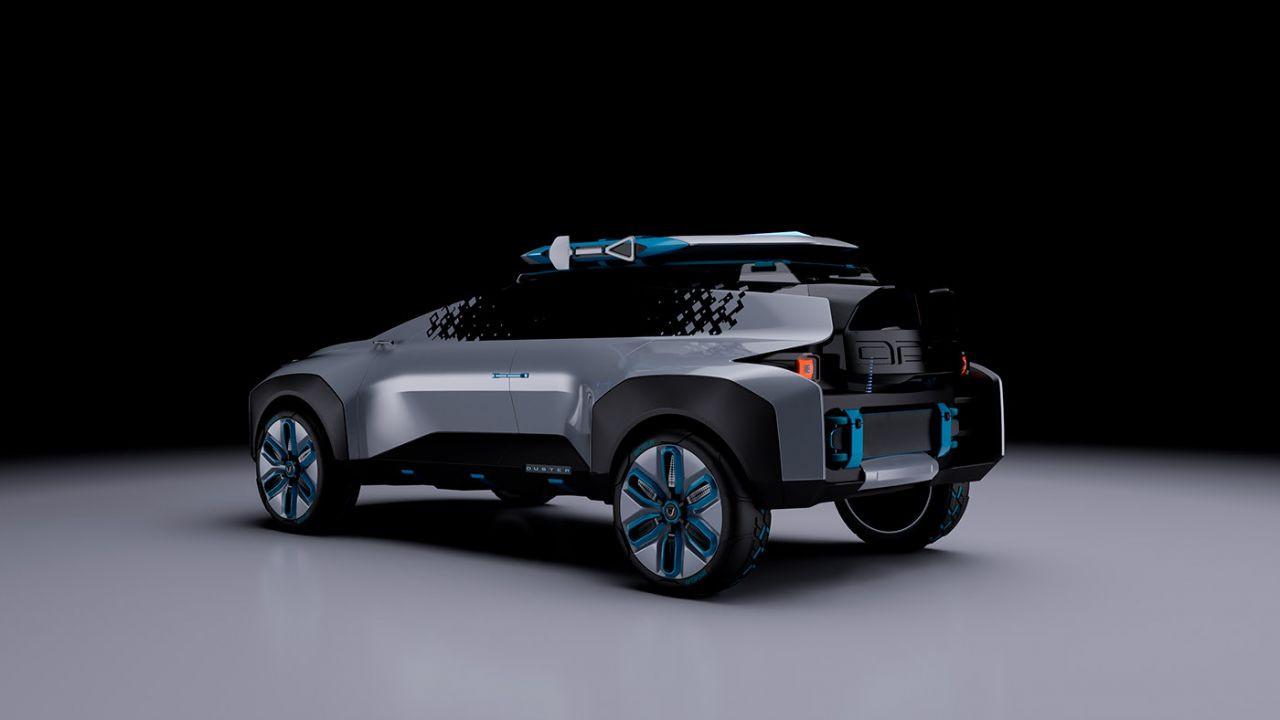 Dacia Duster konsept tasarımı ile büyülüyor - Page 3