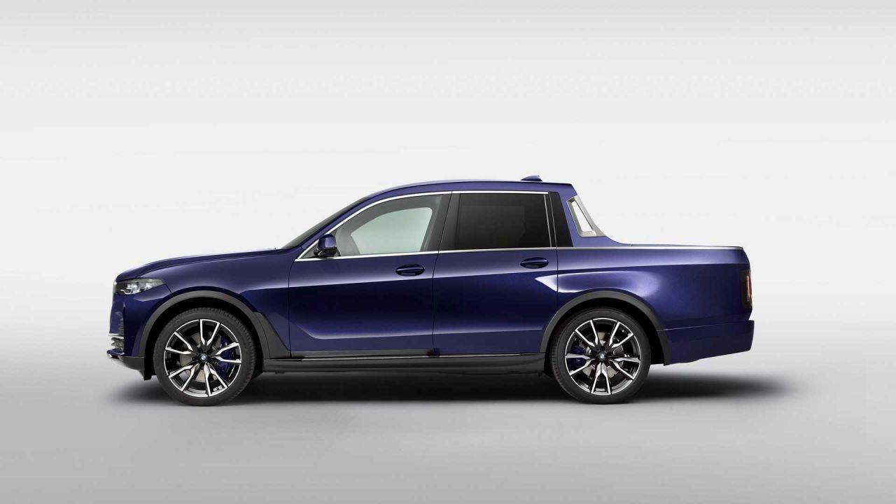 BMW X7 pickup tasarımı ortaya çıktı - Page 2