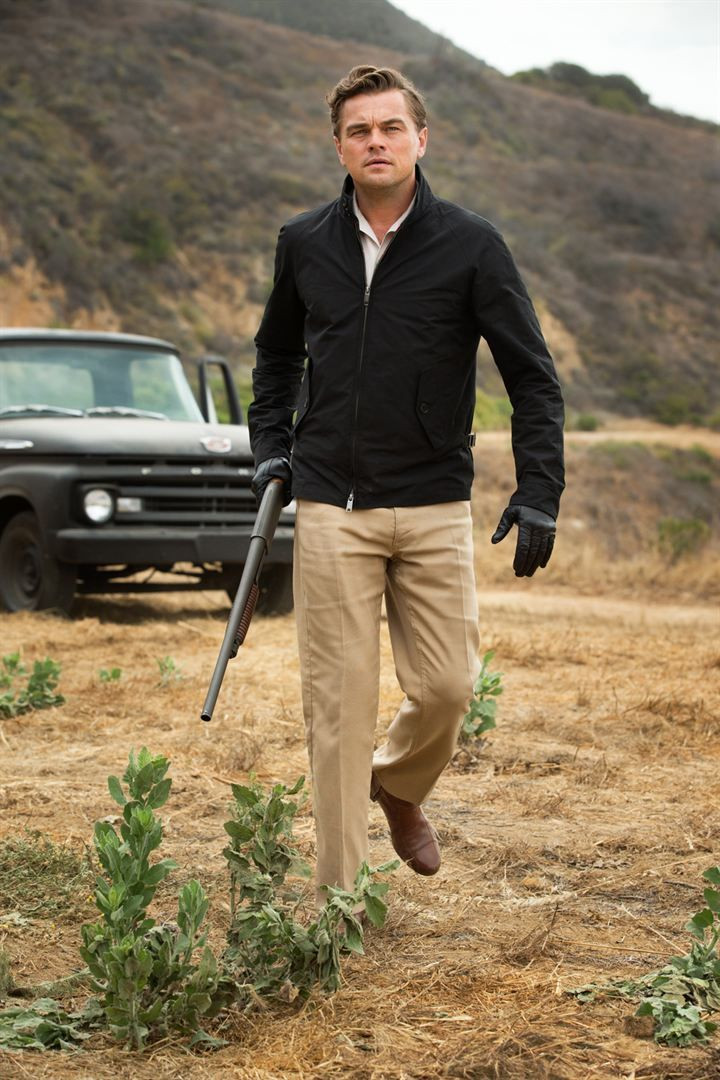 """""""Once Upon A Time In Hollywood"""" filminden yeni görseller geldi! - Page 3"""