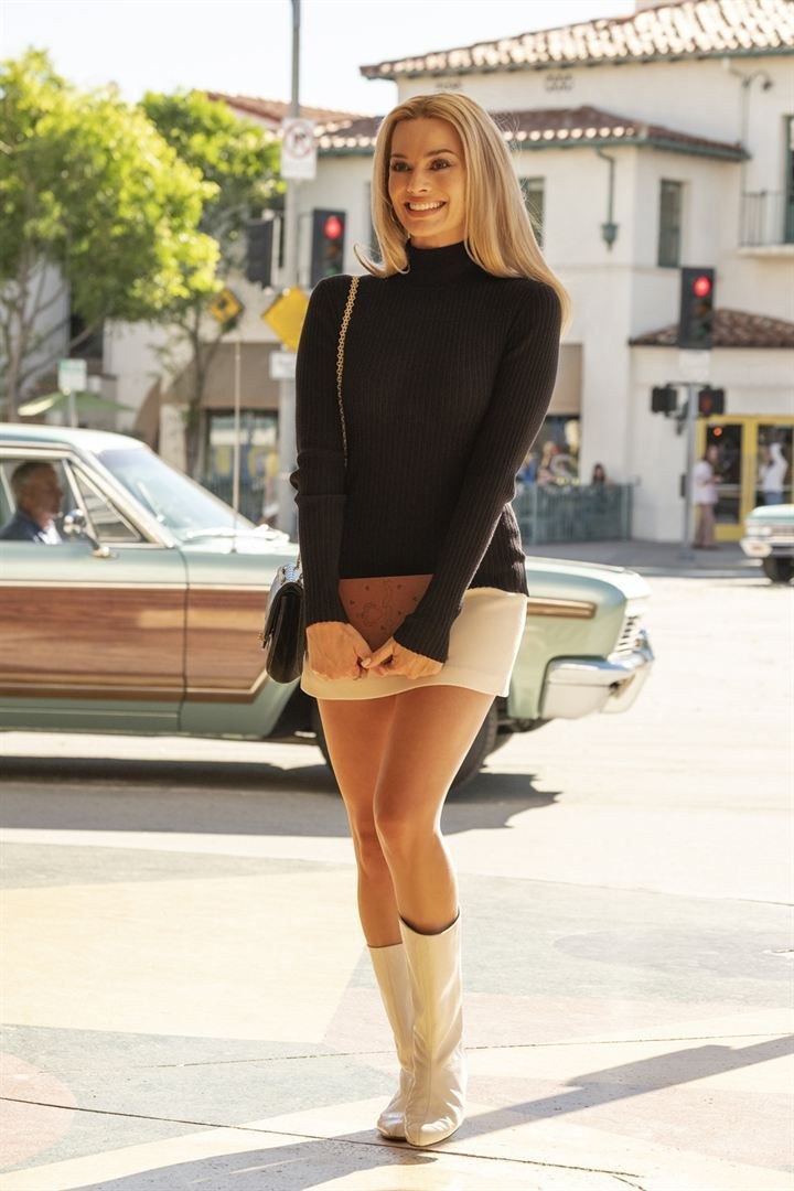 """""""Once Upon A Time In Hollywood"""" filminden yeni görseller geldi! - Page 1"""