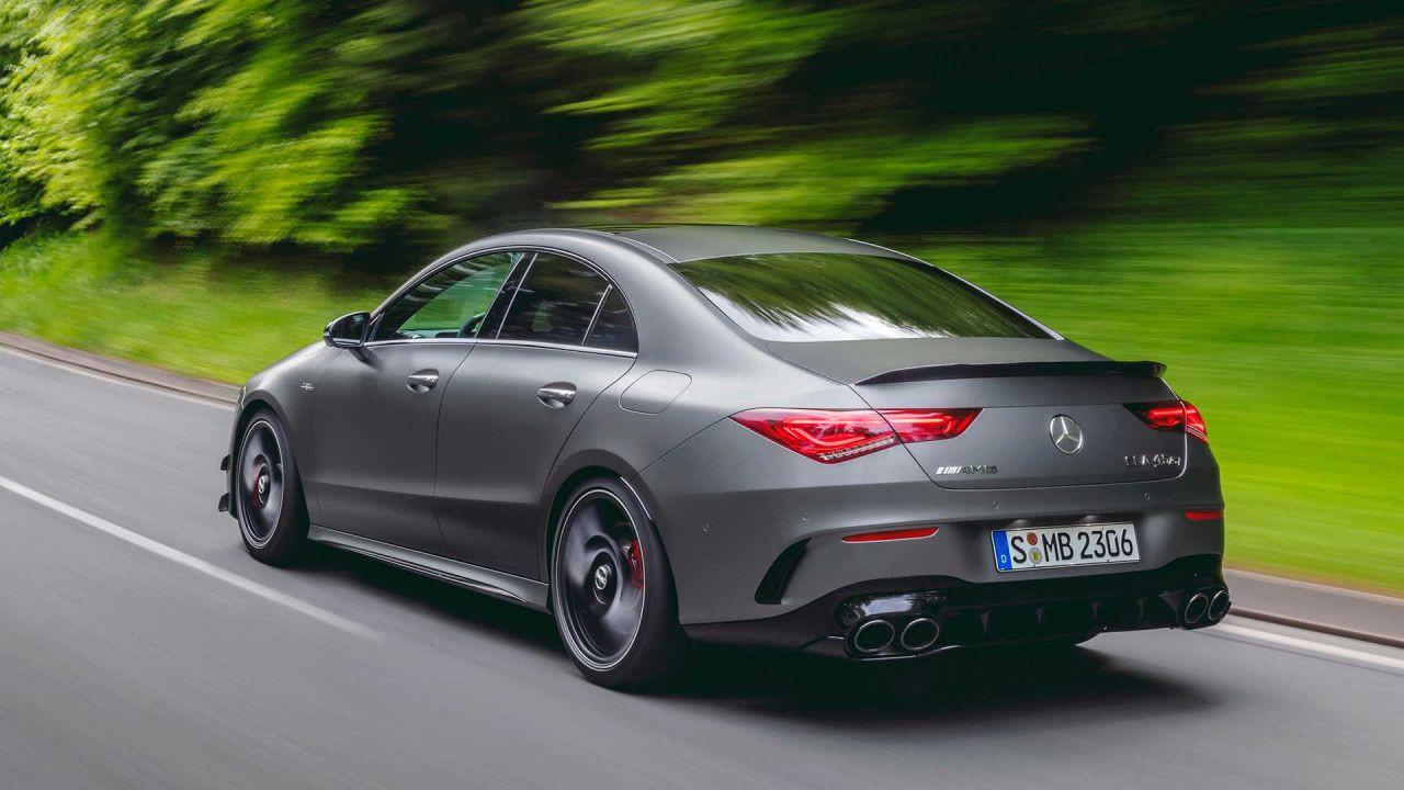 2020 Mercedes AMG-A45 ve Mercedes-AMG CLA 45 karşınızda - Page 2