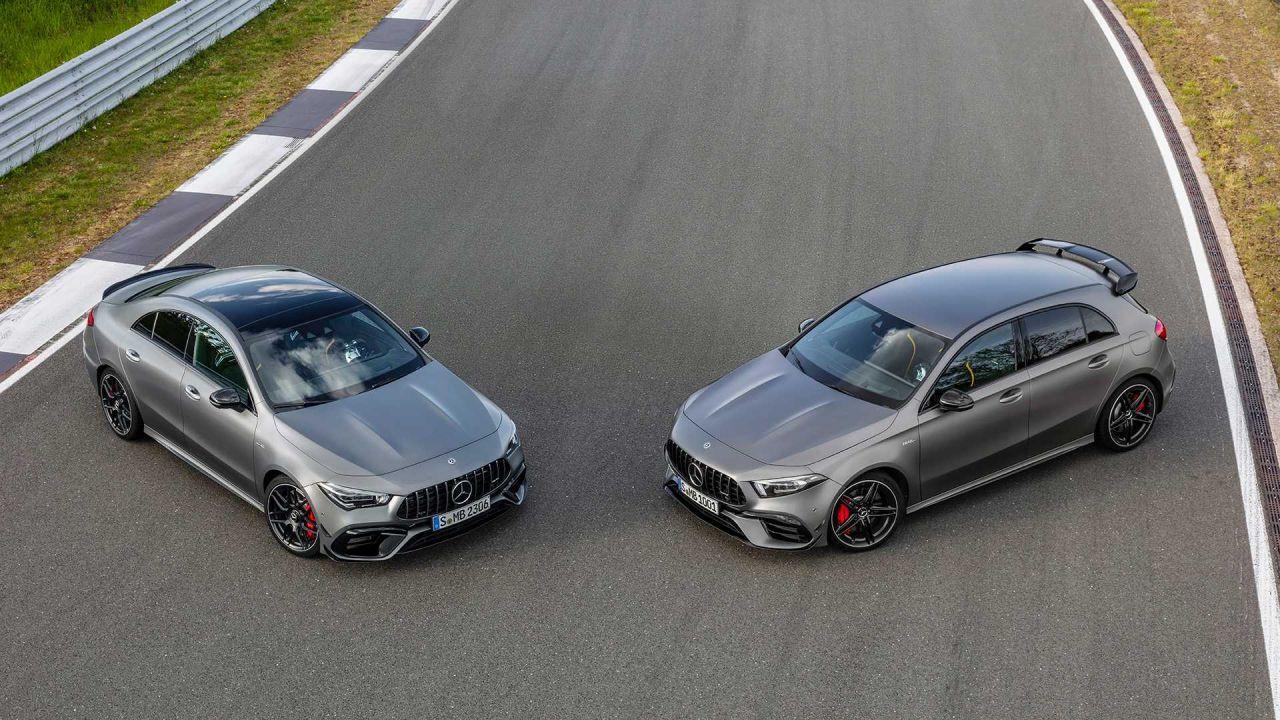 2020 Mercedes AMG-A45 ve Mercedes-AMG CLA 45 karşınızda - Page 4