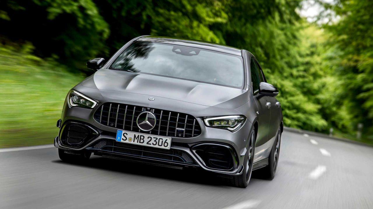 2020 Mercedes AMG-A45 ve Mercedes-AMG CLA 45 karşınızda - Page 3