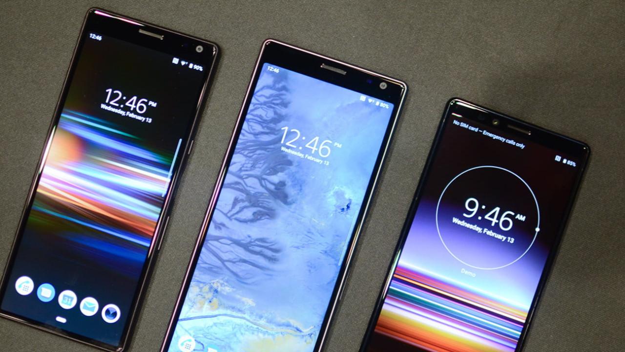 Sony'den katlanabilir telefon kararı!