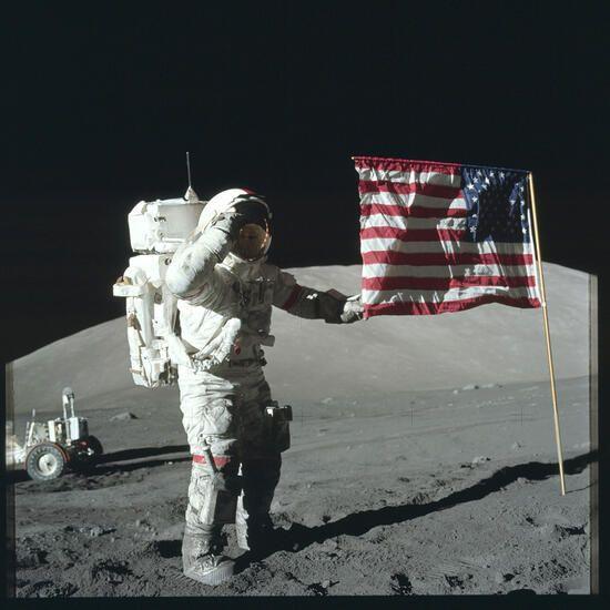 NASA 50 yıl önce Ay'da ne arıyordu? - Page 1