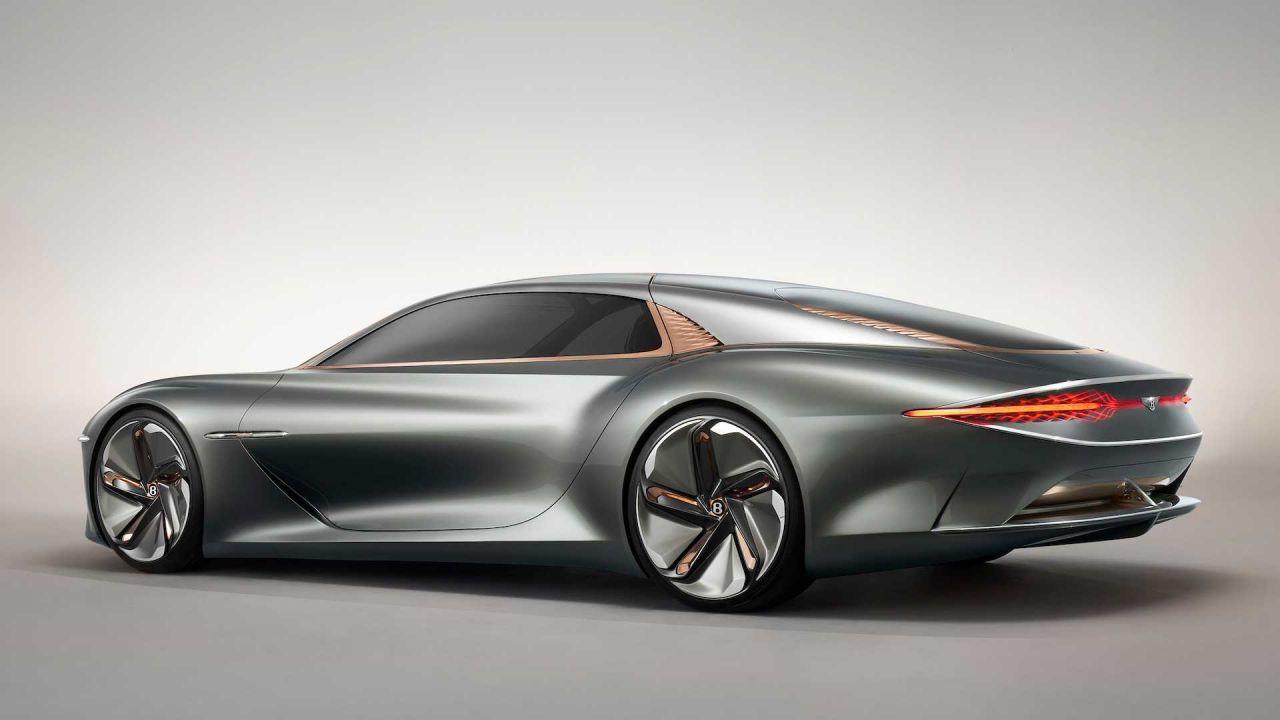 100. yıl için özel tasarım Bentley EXP 100 GT - Page 3