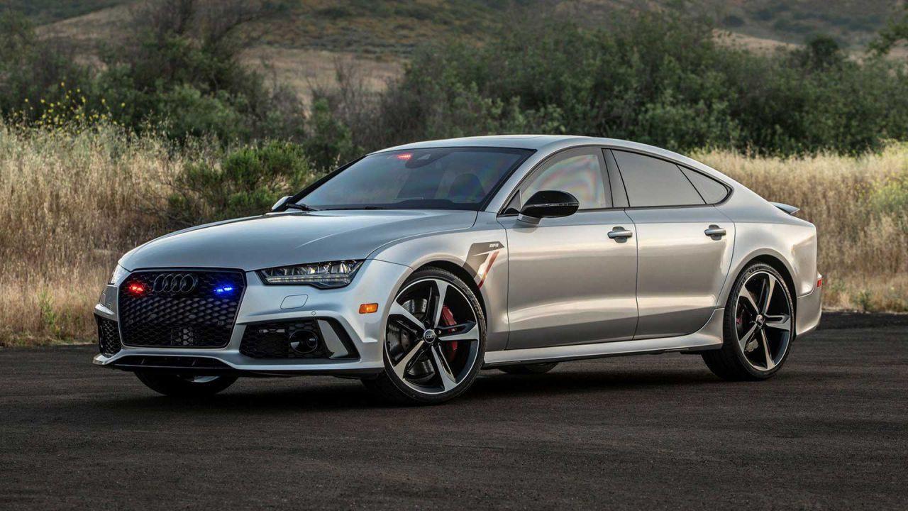 Audi RS7 Sportback AddArmor dokunuşu ile zırhlandı - Page 2