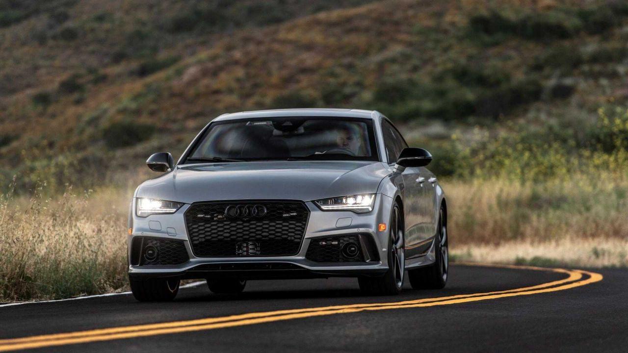 Audi RS7 Sportback AddArmor dokunuşu ile zırhlandı - Page 1