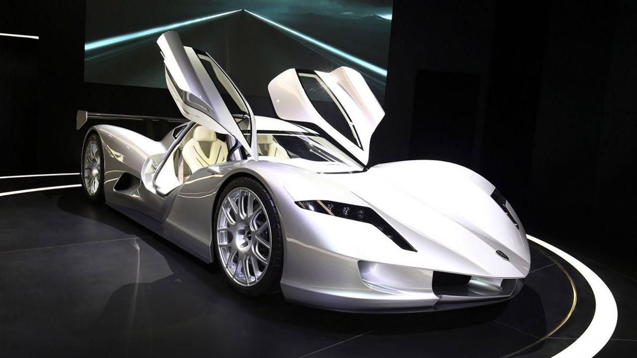 Dünyanın en pahalı elektrikli otomobili: Aspark Owl - Page 4