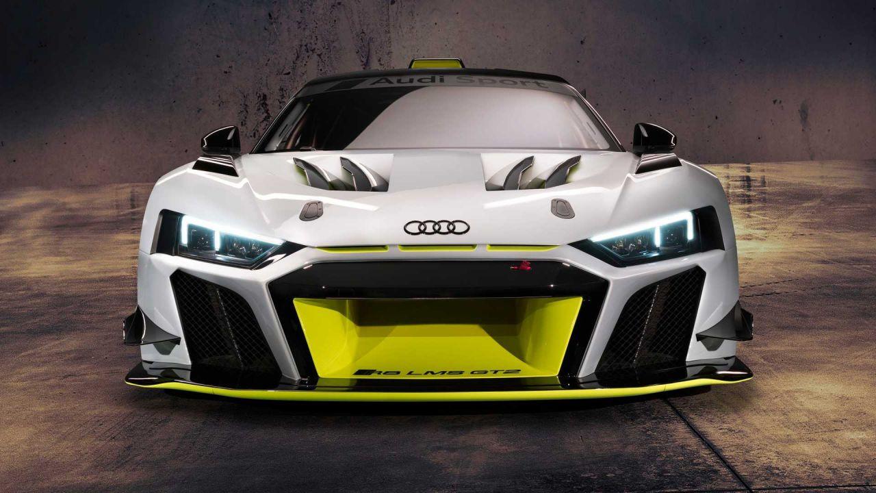 Audi Sport'un yeni yarış otomobili: R8 LMS GT2 - Page 1