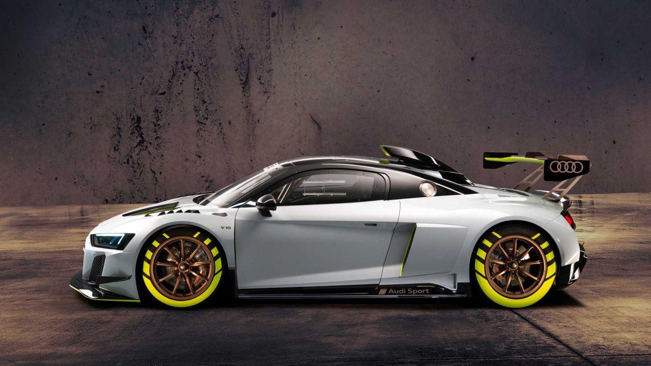 Audi Sport'un yeni yarış otomobili: R8 LMS GT2 - Page 4