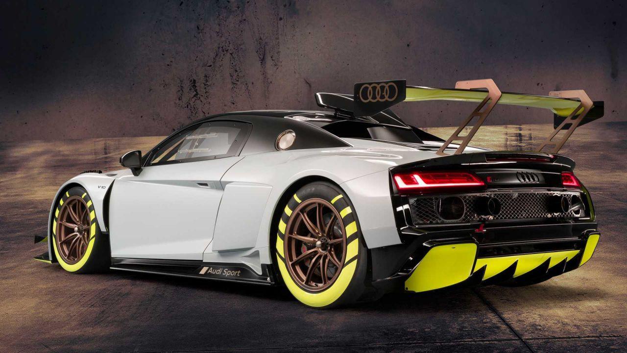 Audi Sport'un yeni yarış otomobili: R8 LMS GT2 - Page 3