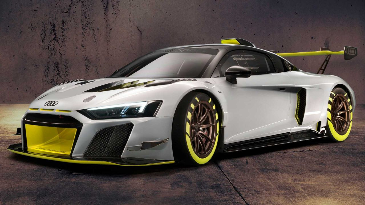 Audi Sport'un yeni yarış otomobili: R8 LMS GT2 - Page 2