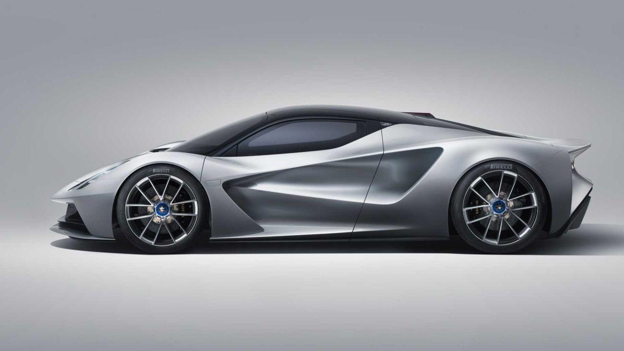 Lotus elektrikli otomobili Evija'yı tanıttı - Page 3