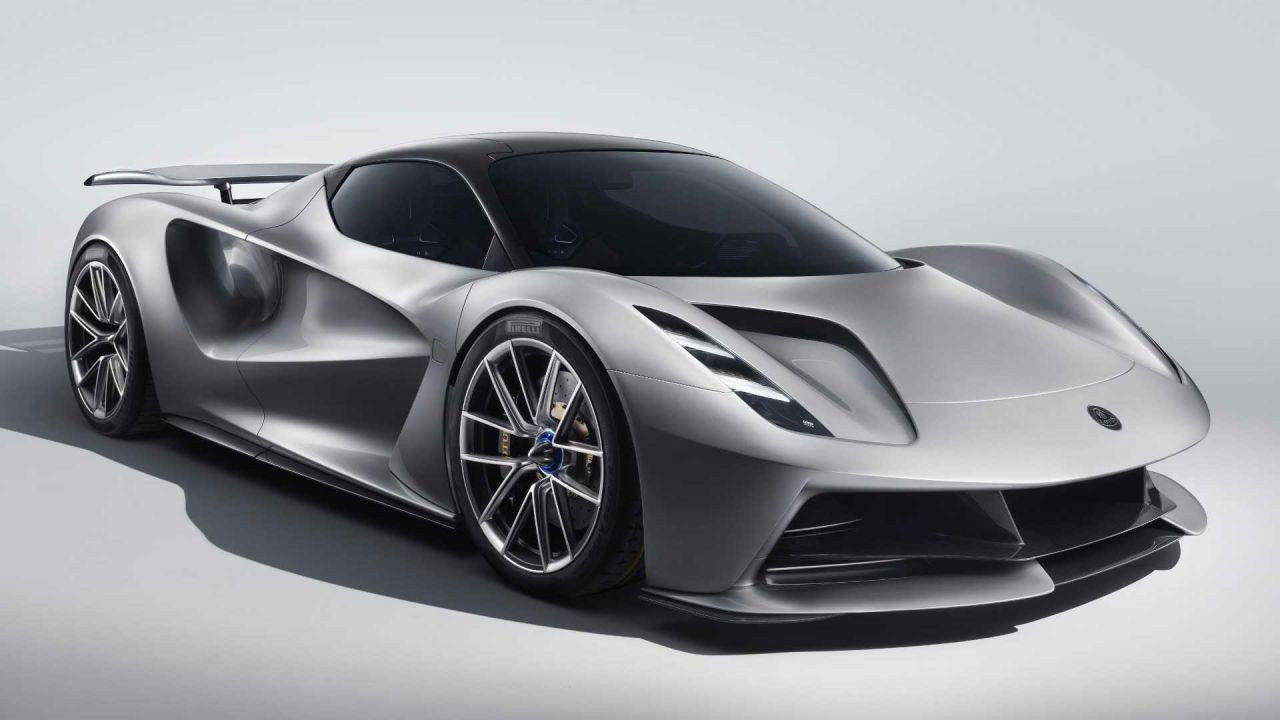 Lotus elektrikli otomobili Evija'yı tanıttı - Page 2