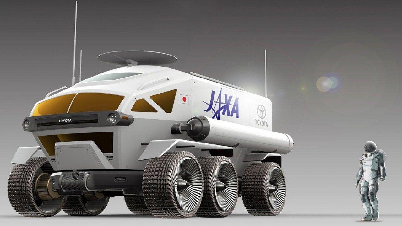 Toyota özel aracını Ay'a gönderecek - Page 3