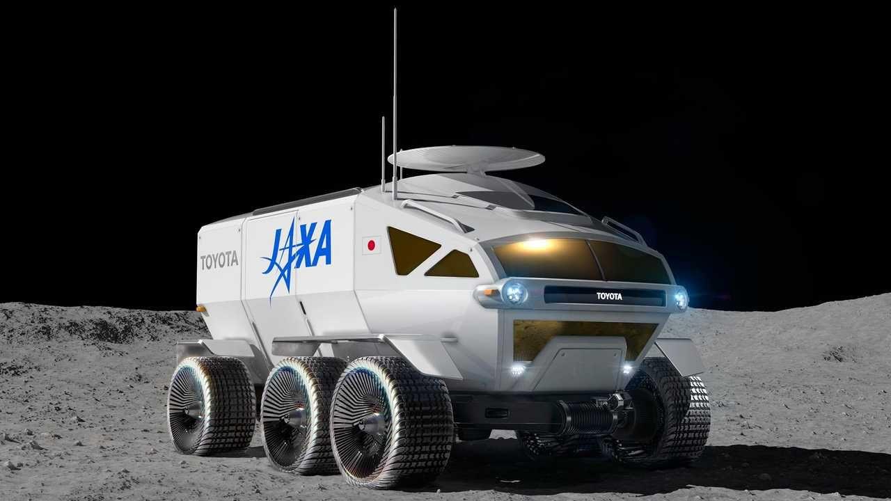 Toyota özel aracını Ay'a gönderecek - Page 2