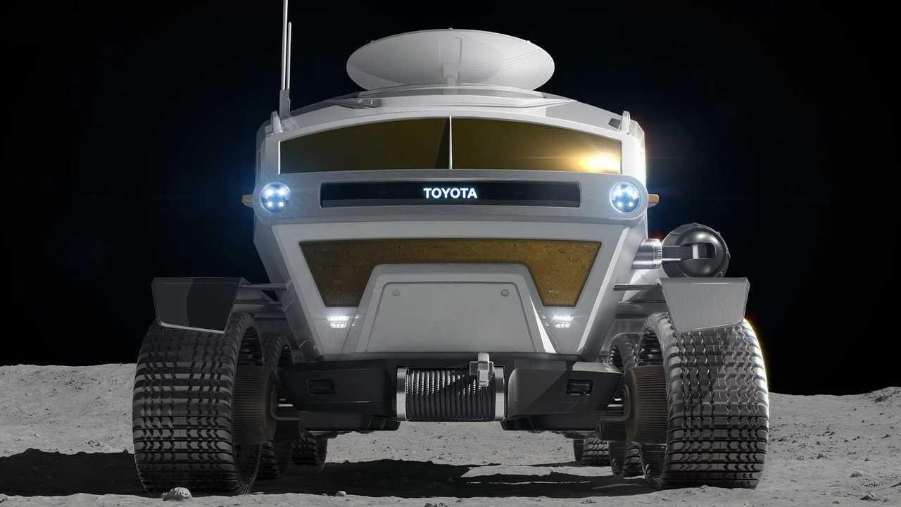 Toyota özel aracını Ay'a gönderecek - Page 1